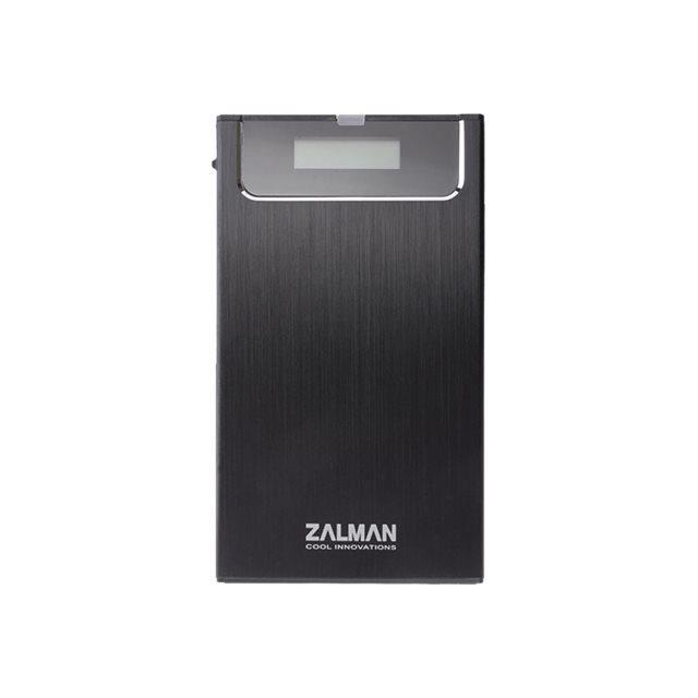"""Zalman USB3.0 pour DD 2.5"""" SATA (ZA-VE350) - Achat / Vente Boîtier externe sur Cybertek.fr - 0"""