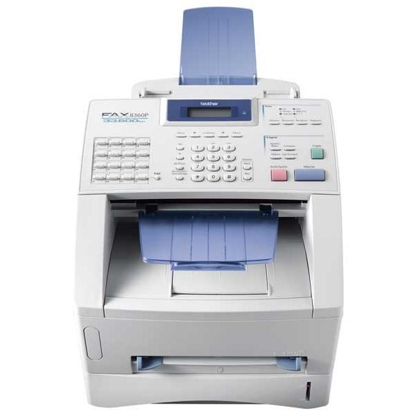 Brother FAX 8360P (FAX8360P) - Achat / Vente Imprimante sur Cybertek.fr - 0