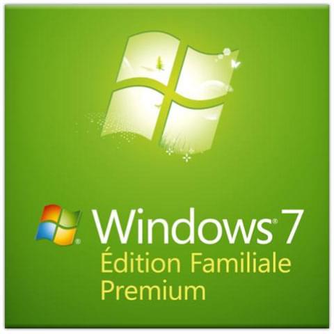 Microsoft Windows 7 Edition Familiale Premium 32b COEM - Logiciel système exploitation - 0