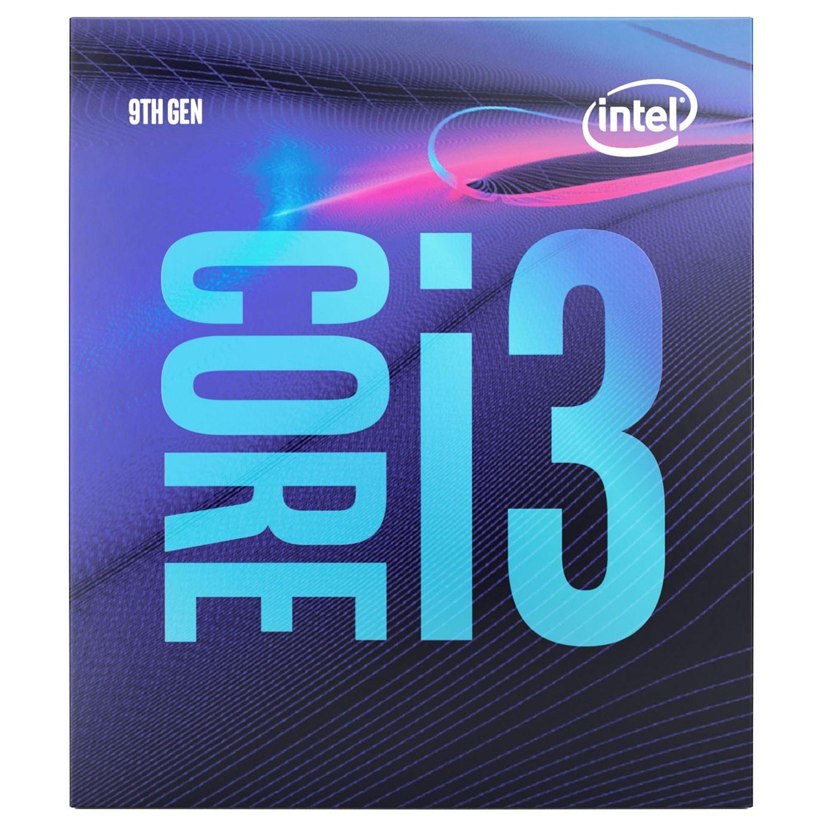 Intel Core i3-9100 - 3.6GHz - Processeur Intel - Cybertek.fr - 2