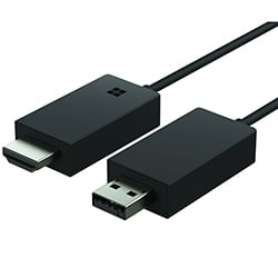 Microsoft Access. Audio-Photo-Vidéo Wireless Display Adapter V2 (Miracast) Cybertek