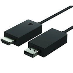 image produit Microsoft Wireless Display Adapter V2 (Miracast) Cybertek