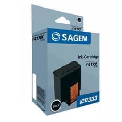 Sagem Cartouche ICR333 Noir 500p (253014389) - Achat / Vente Consommable imprimante sur Cybertek.fr - 0