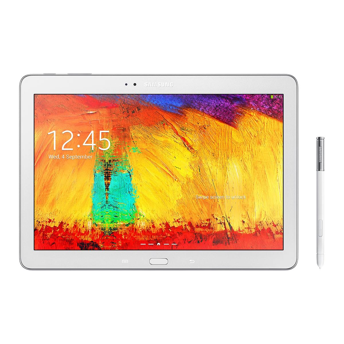Samsung Galaxy Note 10.1 2014 P6000ZWA - Tablette tactile Samsung - 0