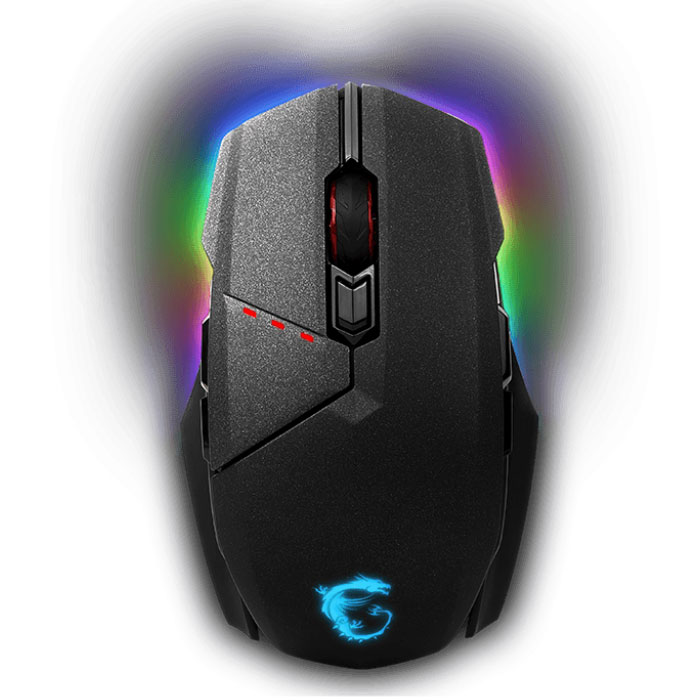 MSI CLUTCH GM70 Gaming Mouse - Souris PC MSI - Cybertek.fr - 3
