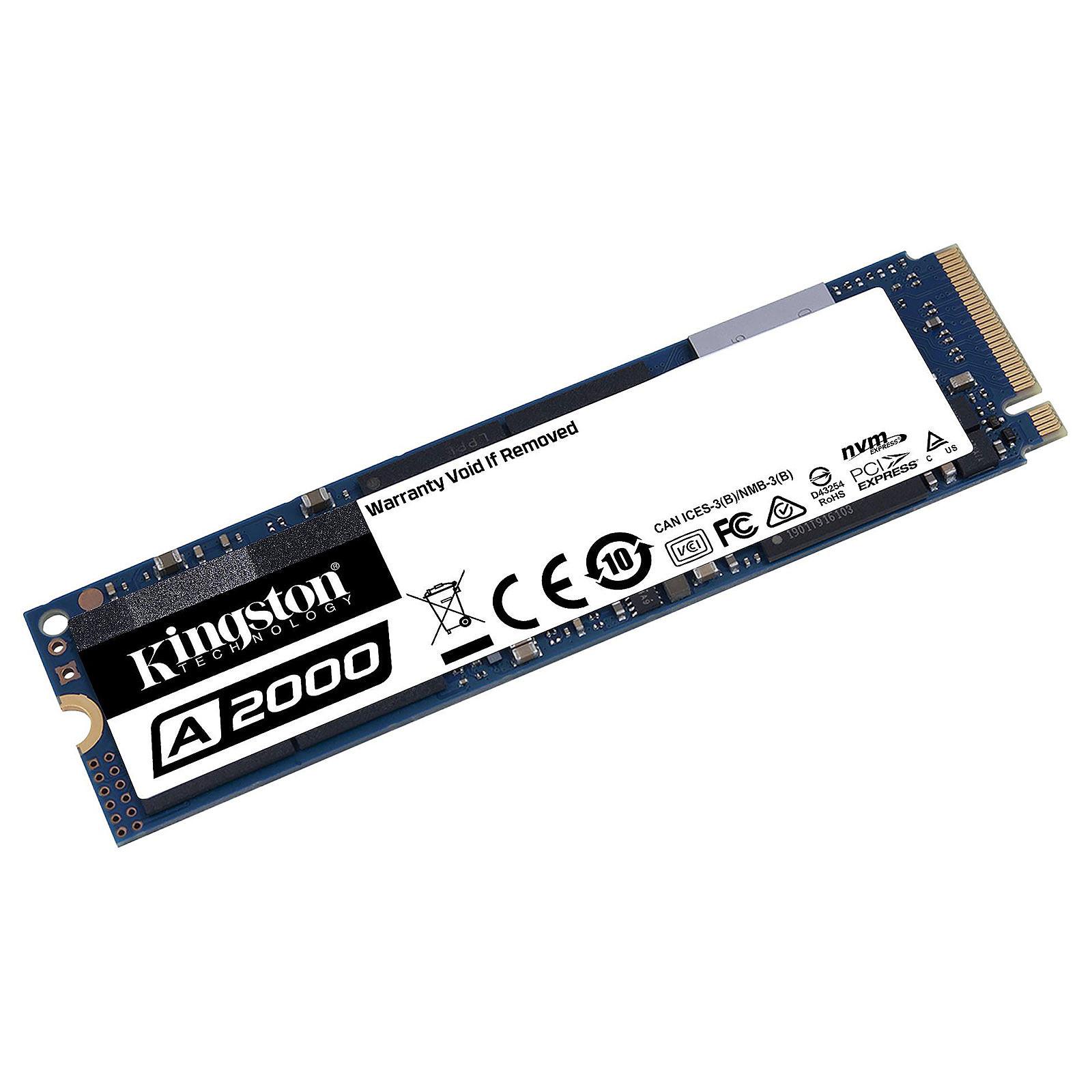 Kingston SA2000M8/500G 480-525Go M.2 - Disque SSD Kingston - 0