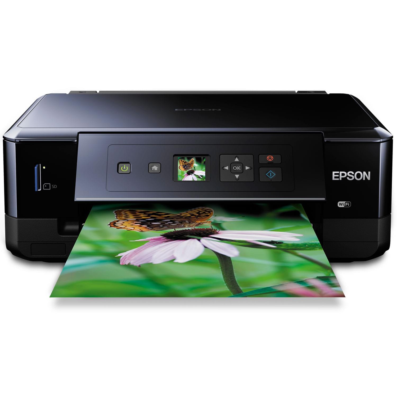 Epson Expression Premium XP-520 (C11CE02402) - Achat / Vente Imprimante multifonction sur Cybertek.fr - 0
