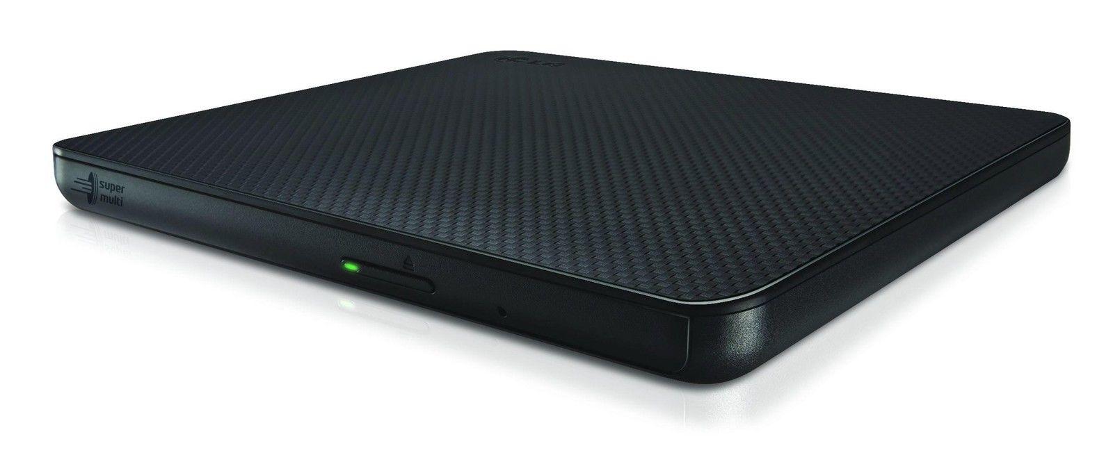 Hitachi-LG USB2 Externe Slim  DVDRW Noir - Graveur - Cybertek.fr - 0