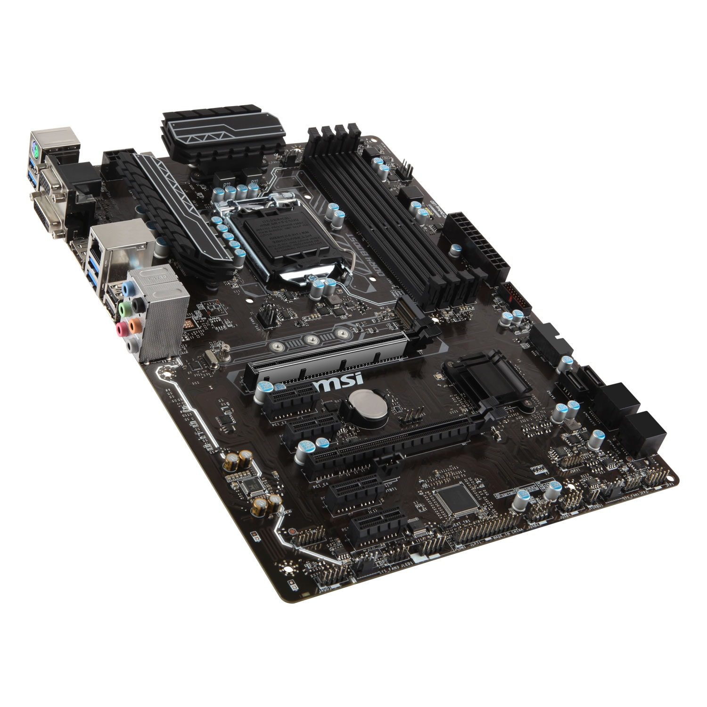 MSI Z270-A PRO ATX DDR4 - Carte mère MSI - Cybertek.fr - 3