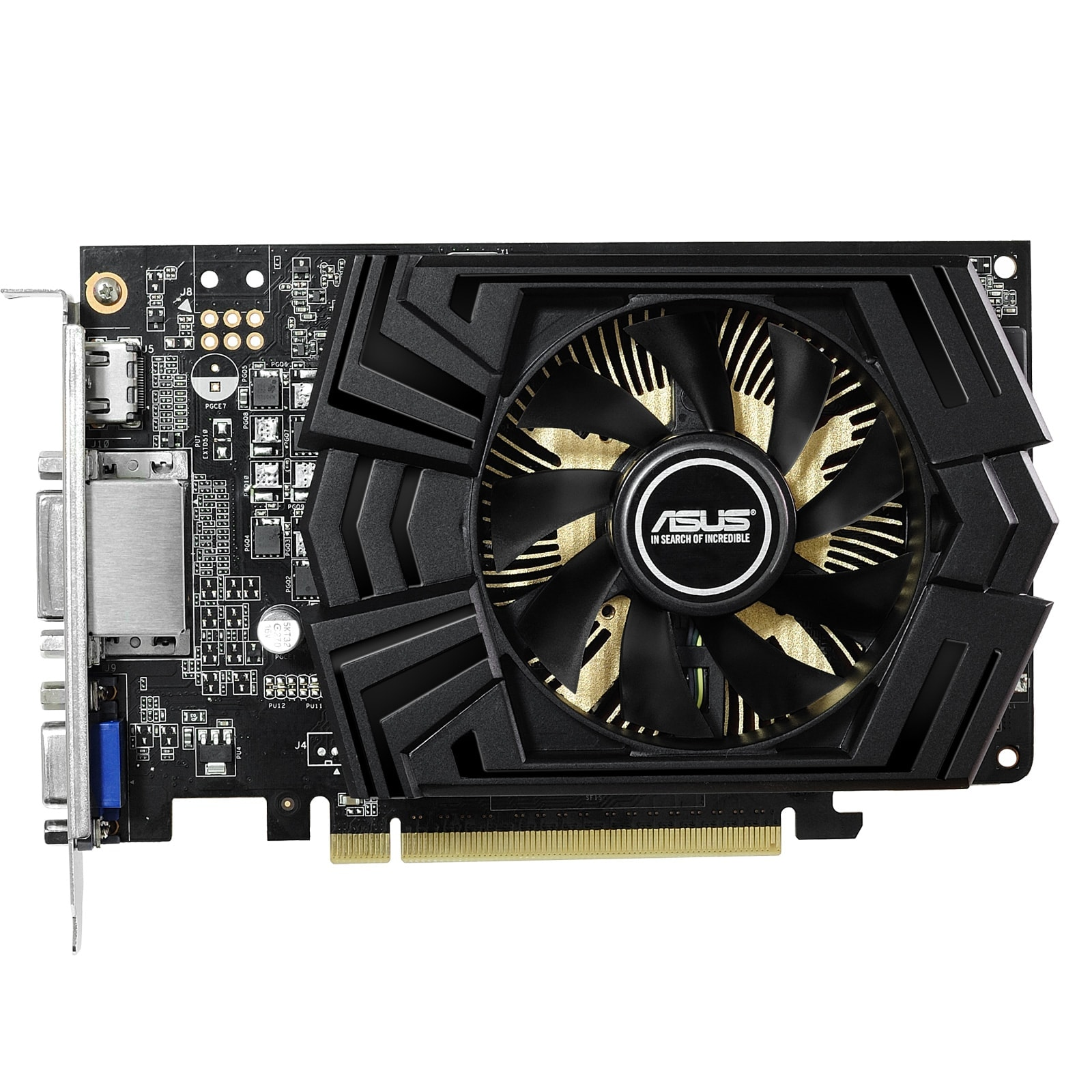 Asus GTX750TI-PH-2GD5 2Go - Carte graphique Asus - Cybertek.fr - 0