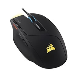 image produit Corsair Sabre RGB 10000 Optical Gaming Mouse CH-9303011-EU Cybertek