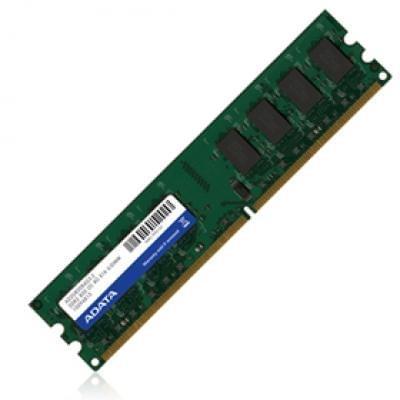 ADATA 2Go DDR2-800 PC6400 AD2U800B2G6-R 2Go DDR2 800MHz - Mémoire PC - 0