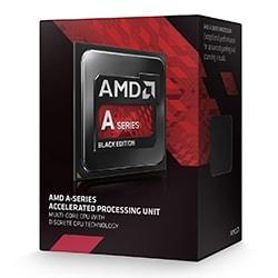 AMD Processeur A8-7670K - 3.6GHz/4Mo/SKFM2+/BOX Cybertek