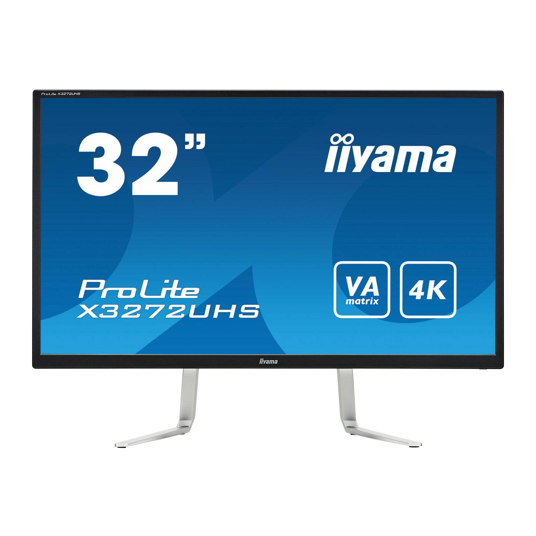 "Iiyama 32""  X3272UHS-B1 - Ecran PC Iiyama - Cybertek.fr - 0"