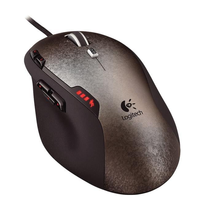Logitech Souris PC G500 Gaming Mouse - 0