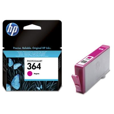 Consommable imprimante HP Cartouche Magenta HP 364 - CB319EE
