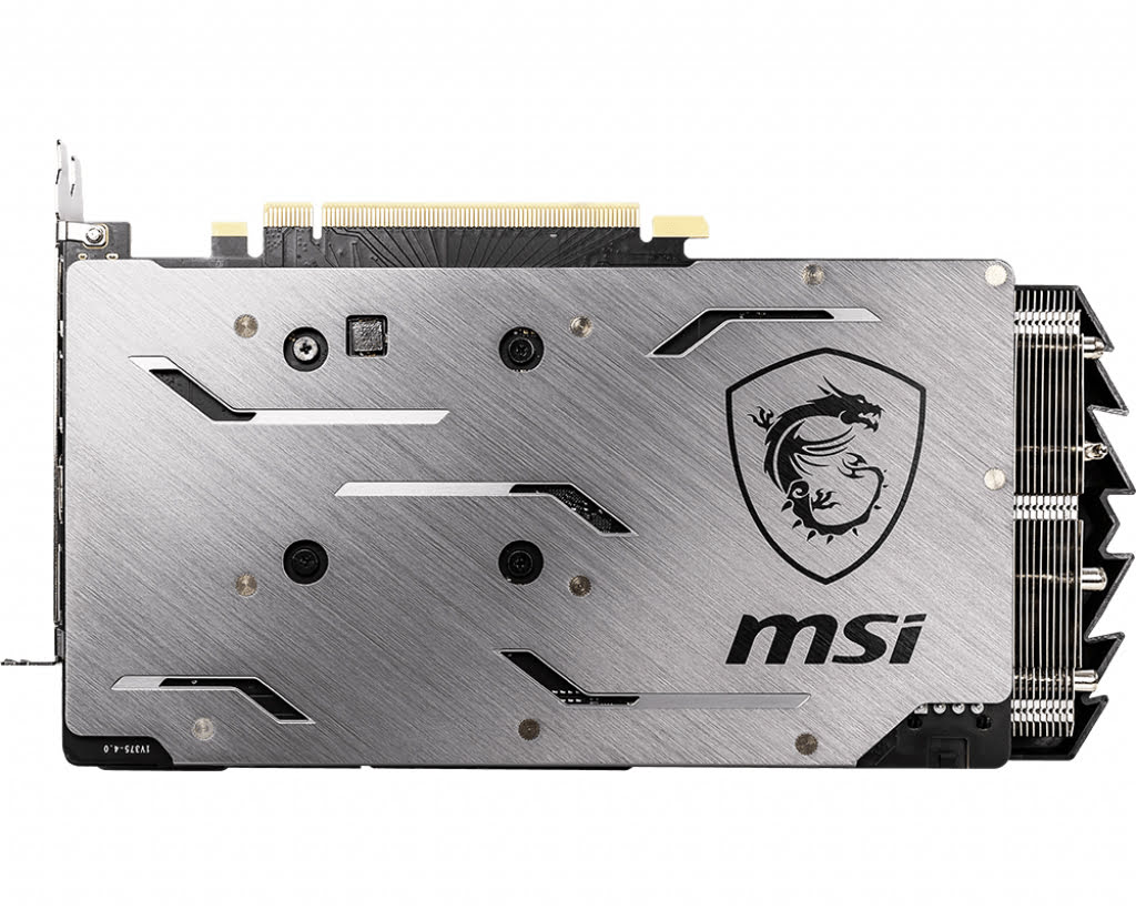 MSI RTX 2060 GAMING 6G 6Go - Carte graphique MSI - Cybertek.fr - 2