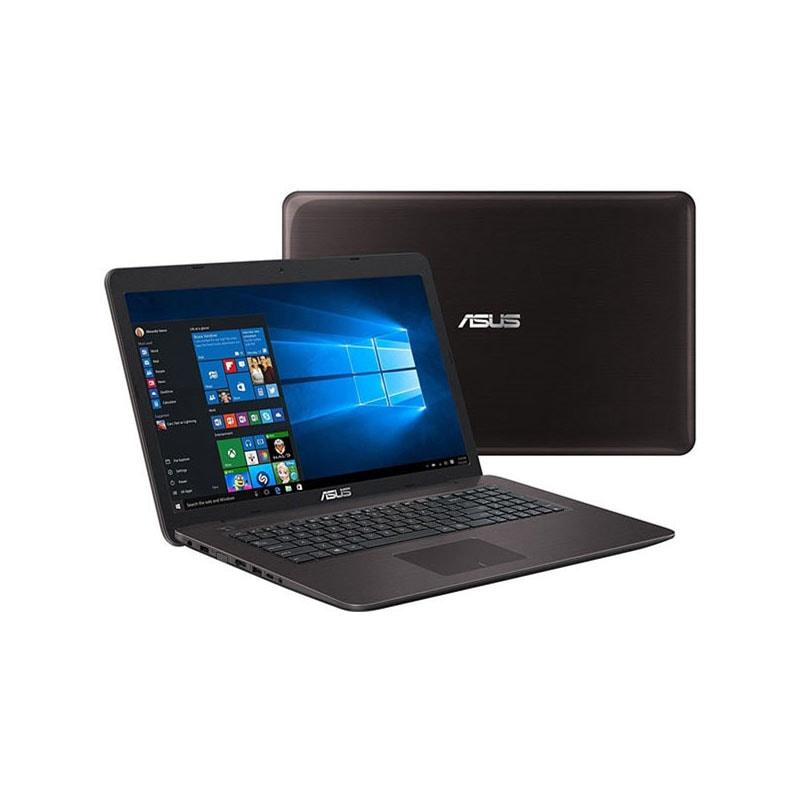 Asus X756UQ-TY291TB - PC portable Asus - Cybertek.fr - 0