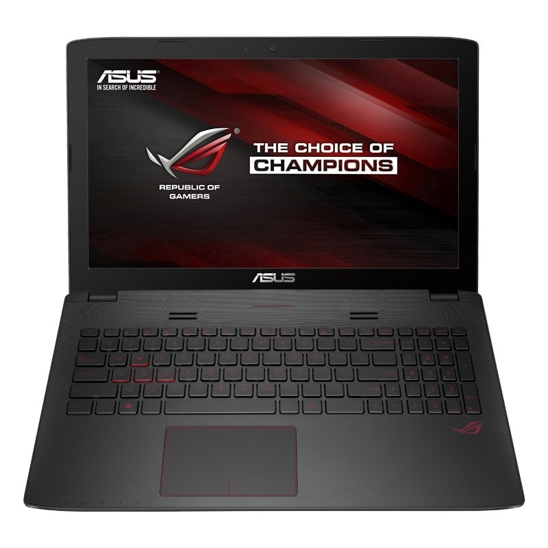 "Asus GL552VL-CN028T -i7-6700/8G/128G+1T/GTX965/15.6""/10 (90NB0BS3-M00320) - Achat / Vente PC portable sur Cybertek.fr - 2"