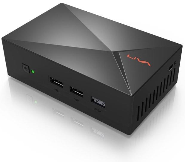Elite LIVA X (95-779-NA5029) - Achat / Vente Barebone et Mini-PC sur Cybertek.fr - 0