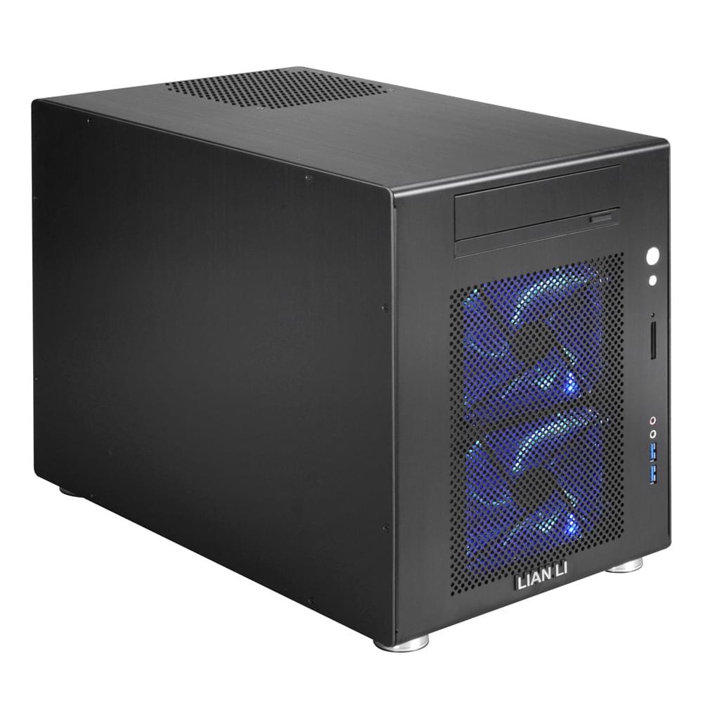 Lian-Li PC-V354B (PC-V354B) - Achat / Vente Boîtier PC sur Cybertek.fr - 0