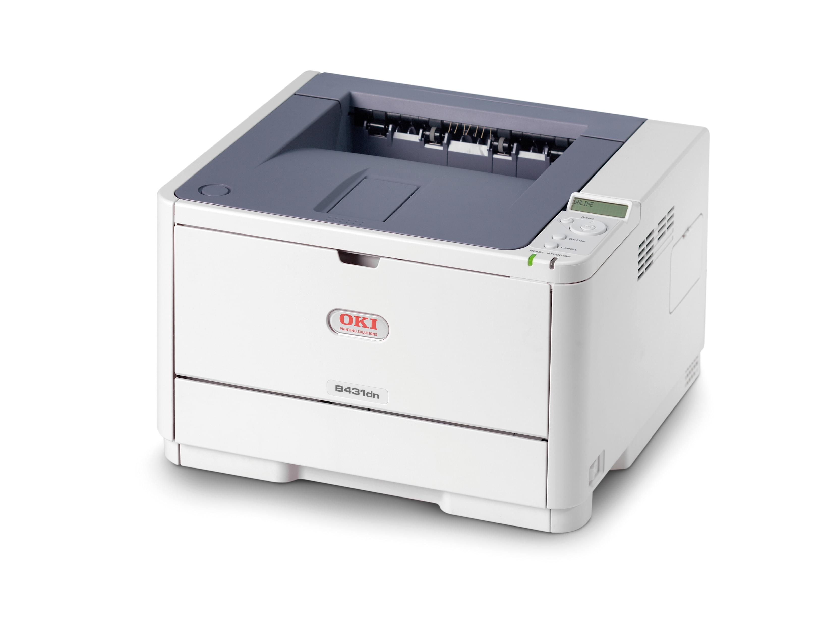 Oki B431DN (44566325) - Achat / Vente Imprimante sur Cybertek.fr - 0