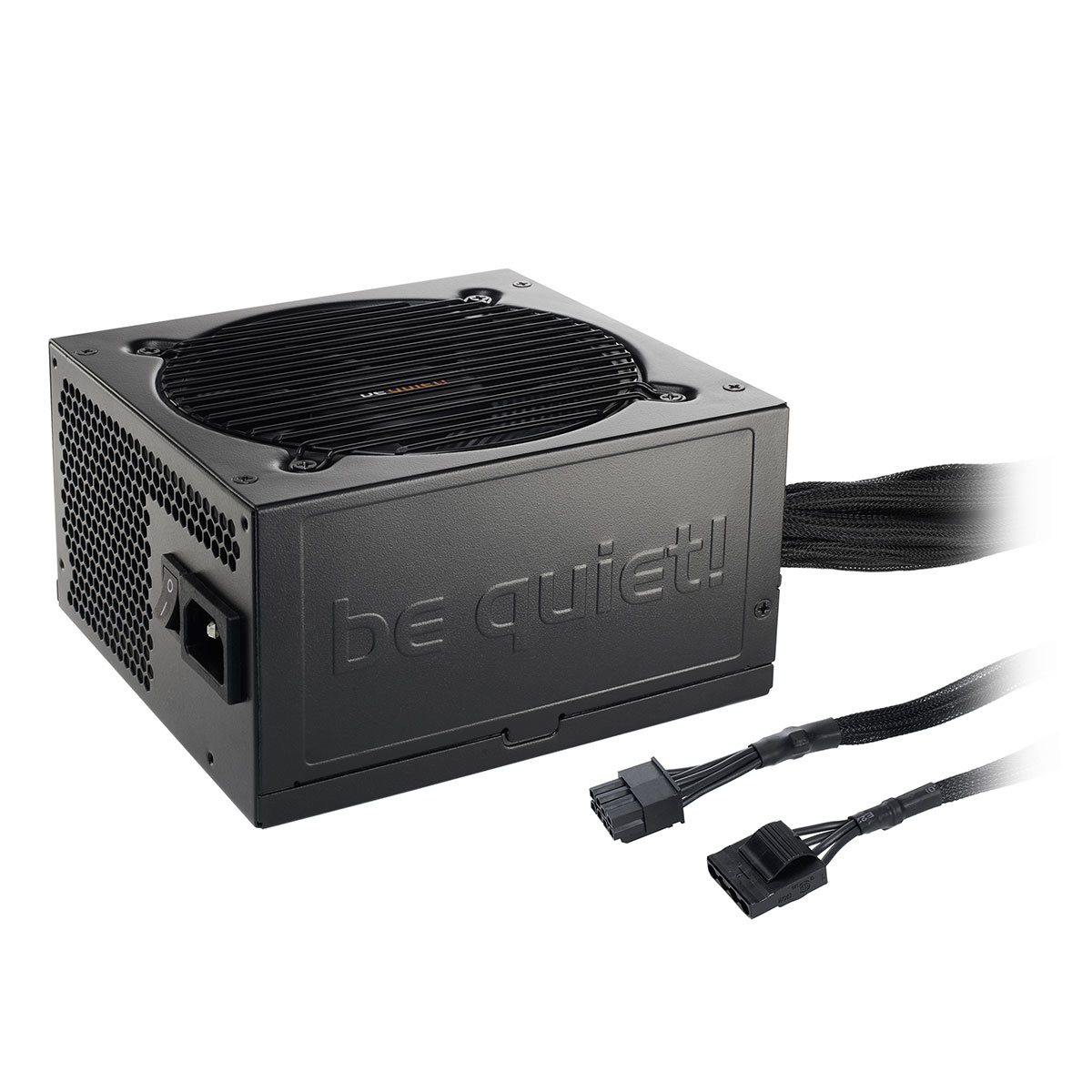 Be Quiet! 700W Pure Power L9 BN265 (BN265 --) - Achat / Vente Alimentation sur Cybertek.fr - 1