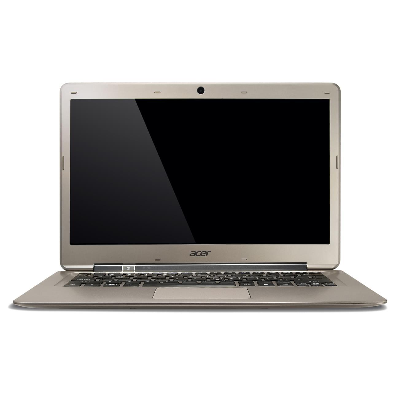 Acer S3-391-73514G25add (NX.M10EF.004) - Achat / Vente PC Portable sur Cybertek.fr - 0