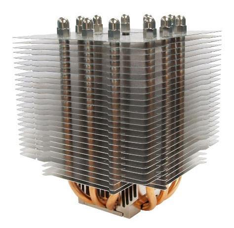 Scythe Ninja -SK775/754/939/940/AM2/AM2+/1156/1366 (--OBSO--) - Achat / Vente Ventilateur CPU sur Cybertek.fr - 0