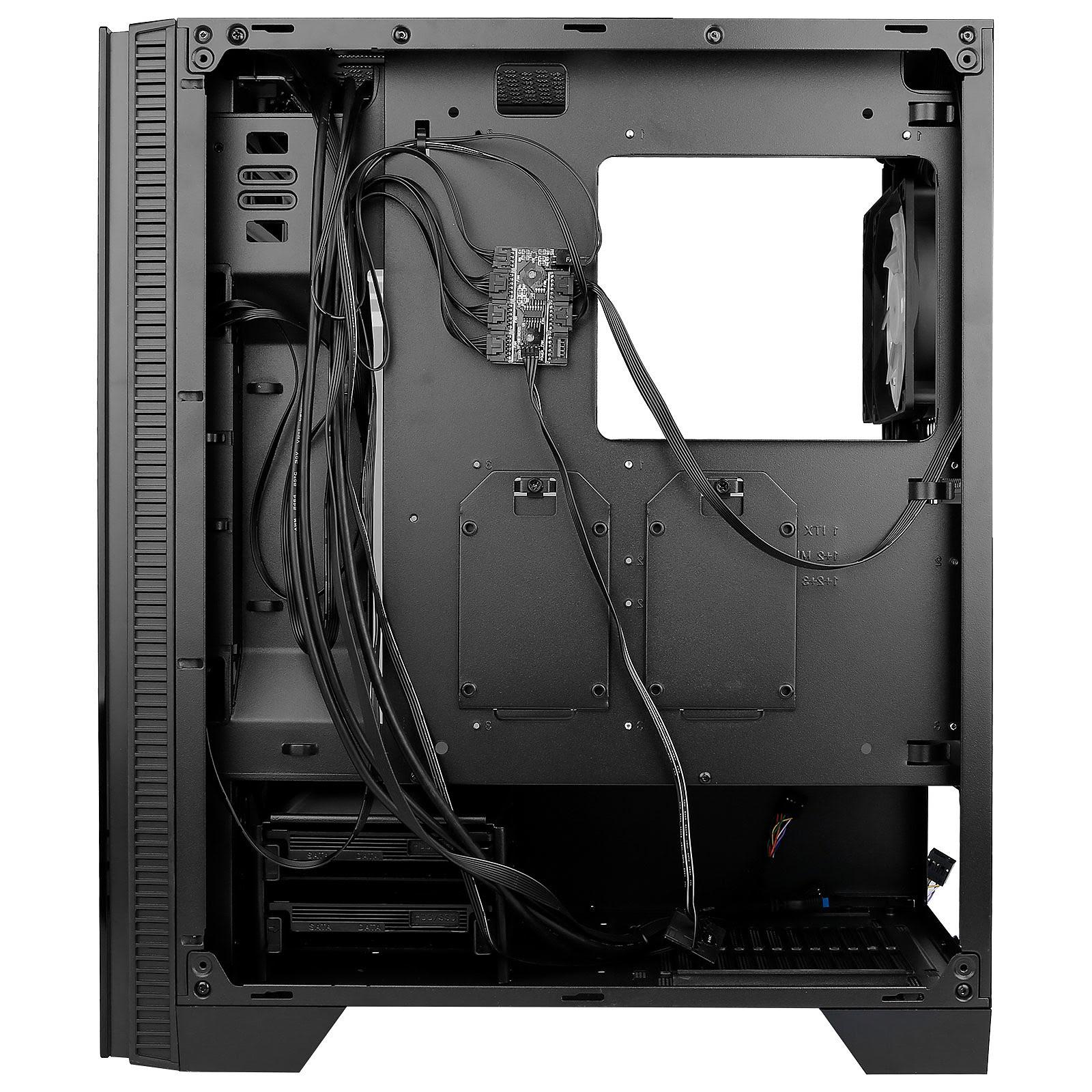 Antec NX600 Noir - Boîtier PC Antec - Cybertek.fr - 2