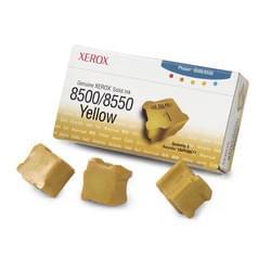 Xerox Encre solide Jaune (phaser 8500/8550) 108R00671 (108R00671) - Achat / Vente Consommable Imprimante sur Cybertek.fr - 0