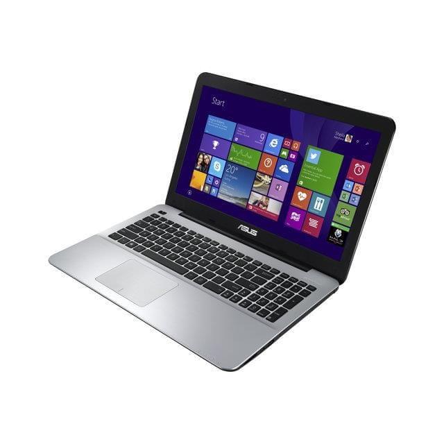 Asus X555LA-XO300H (X555LA-XO300H) - Achat / Vente PC Portable sur Cybertek.fr - 0