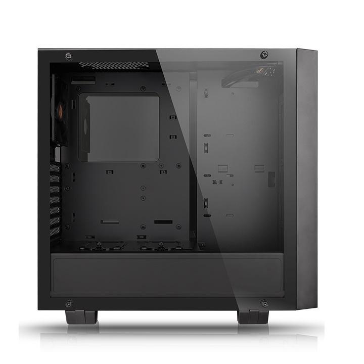 Thermaltake Core G21 Tempered Glass Edition (CA-1I4-00M1WN-00 **) - Achat / Vente Boîtier PC sur Cybertek.fr - 3