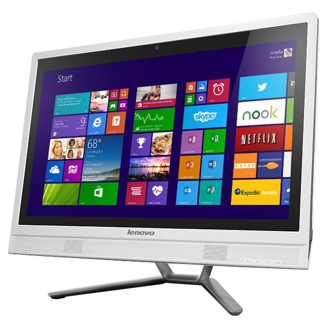 Lenovo IdeaCentre C460 (57323437) - Achat / Vente All-In-One PC sur Cybertek.fr - 0