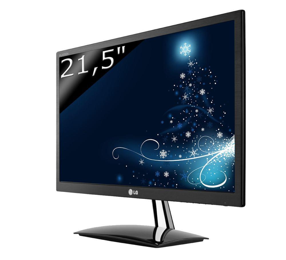 """LG 22""""  E2251S-BN - Ecran PC LG - Cybertek.fr - 0"""