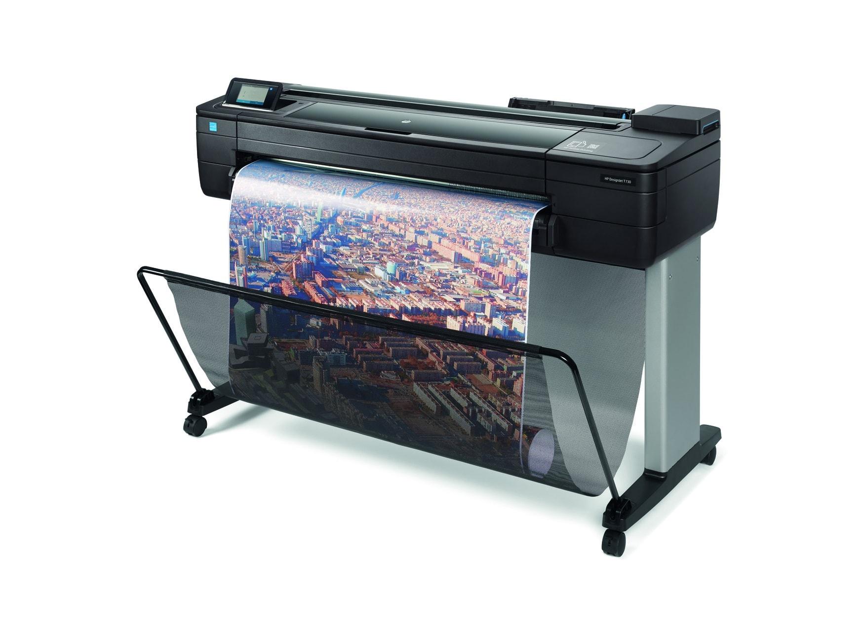 "Imprimante HP DesignJet T730 36"" - Cybertek.fr - 3"