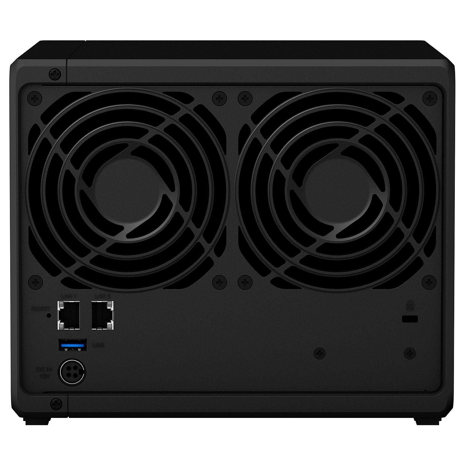 Serveur NAS Synology DS420+ - 4 HDD