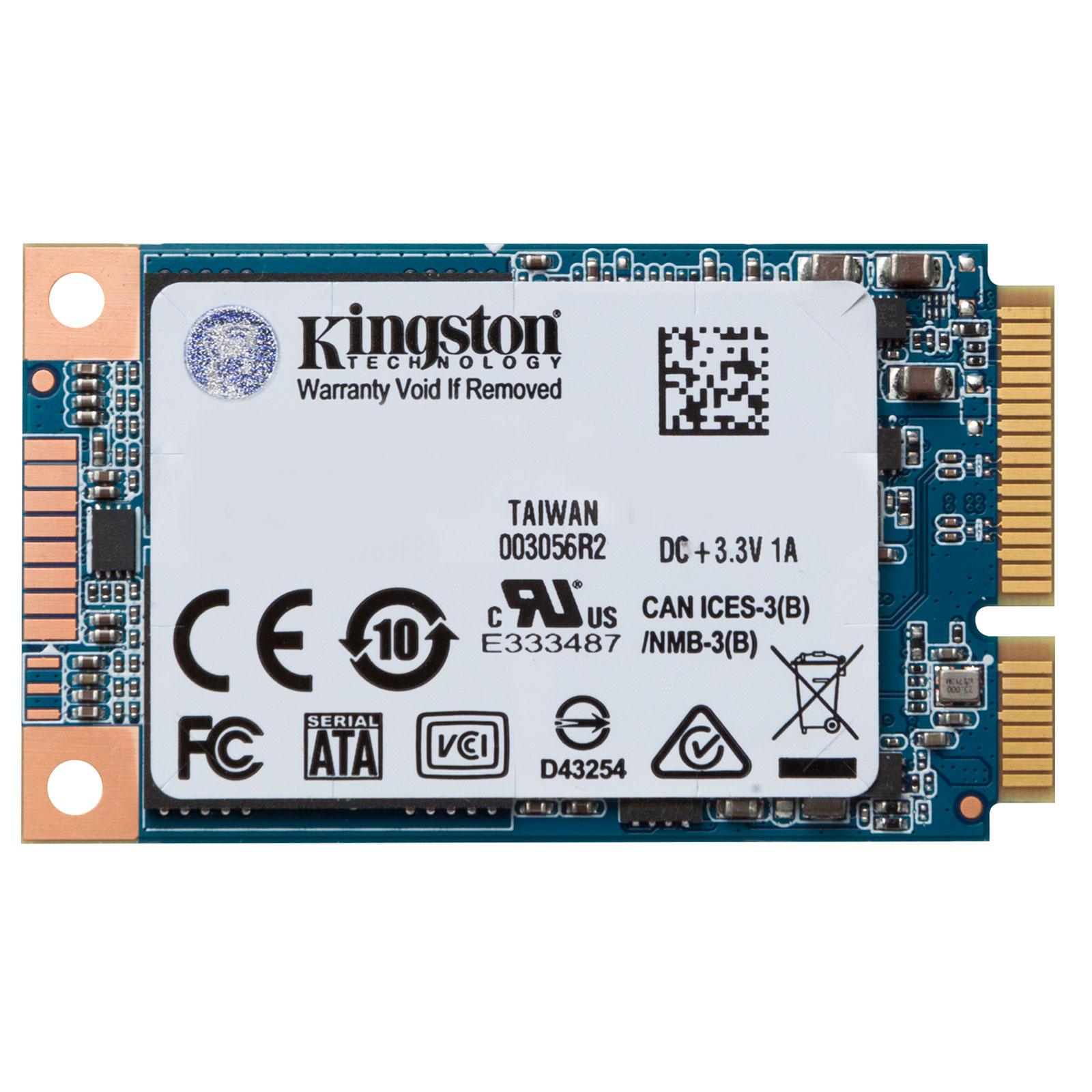 Kingston SUV500MS/120G 120-128Go mSATA - Disque SSD Kingston - 2