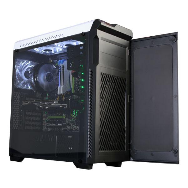 Zalman MT/Sans Alim/ATX Blanc - Boîtier PC Zalman - Cybertek.fr - 1