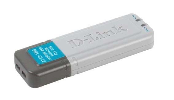 D-Link Clé USB WiFi 802.11G DWL-G122 (54MB) (DWL-G122) - Achat / Vente Carte Réseau sur Cybertek.fr - 0