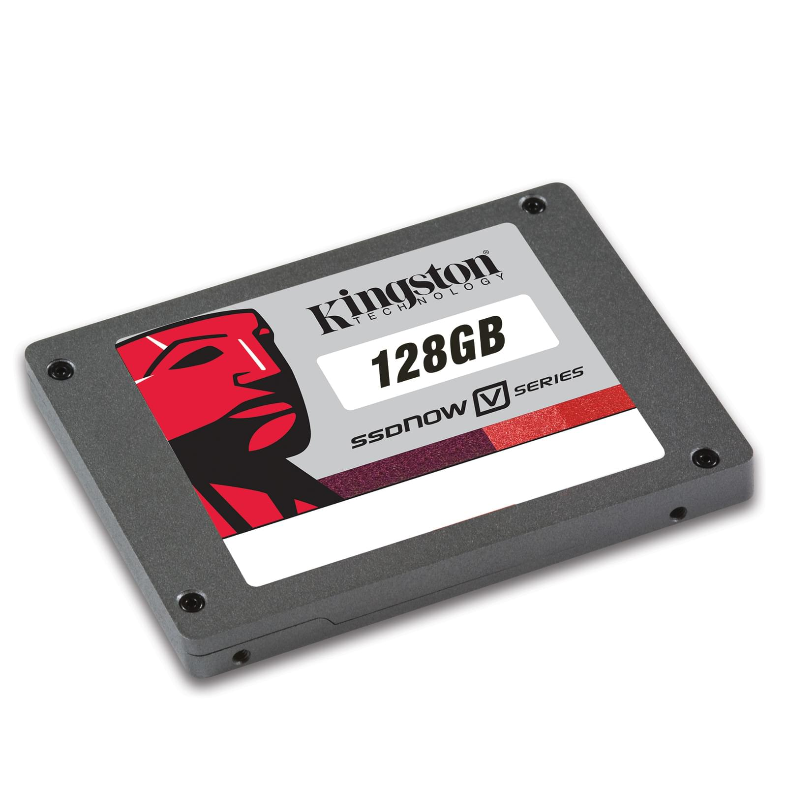 "Kingston 128Go SSD SSDNow V-Series SATA 300 (SNV425-S2/128GB) - Achat / Vente Disque dur interne 2.5"" sur Cybertek.fr - 0"