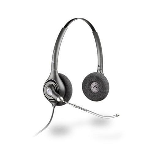 Plantronics H261 + U10P Micro-casque binaural pour Telephone (36830-41 ) - Achat / Vente Micro-casque sur Cybertek.fr - 0