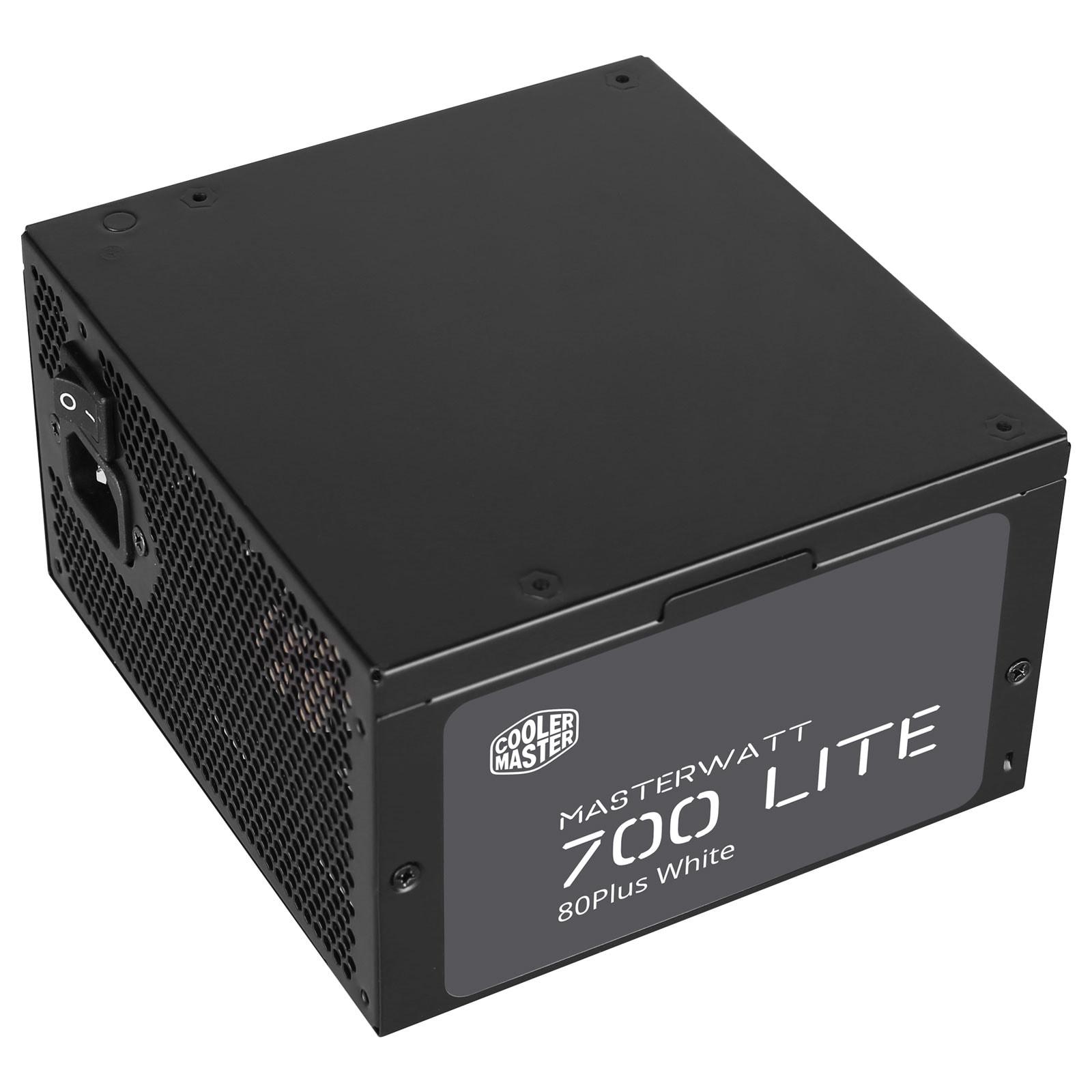 Cooler Master MasterWatt Lite (700W) - Alimentation Cooler Master - 0