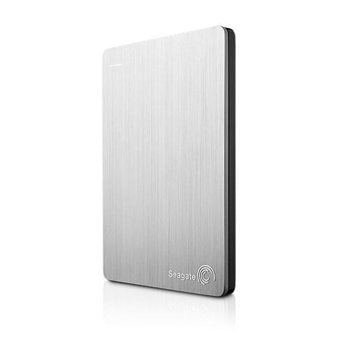 """Seagate 500Go 2""""1/2 USB3.0 Slim Argent (STCD500204) - Achat / Vente Disque dur Externe sur Cybertek.fr - 0"""