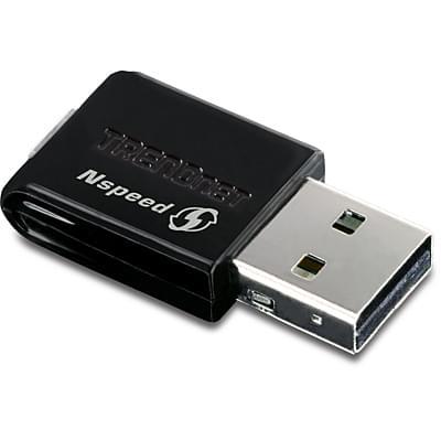 TrendNet Clé USB WIFI 802.11N Mini (TEW-649UB) - Achat / Vente Carte Réseau sur Cybertek.fr - 0