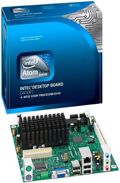 Intel D410PT (BLKD410PT) - Achat / Vente Carte mère sur Cybertek.fr - 0