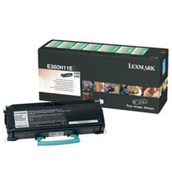 Toner E360H11E pour imprimante Laser Lexmark - 0