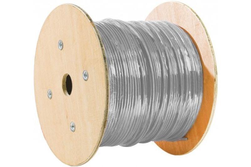 Cable Reseau Cat.7 SFTP Pimf - Touret 500m - Connectique réseau - 0