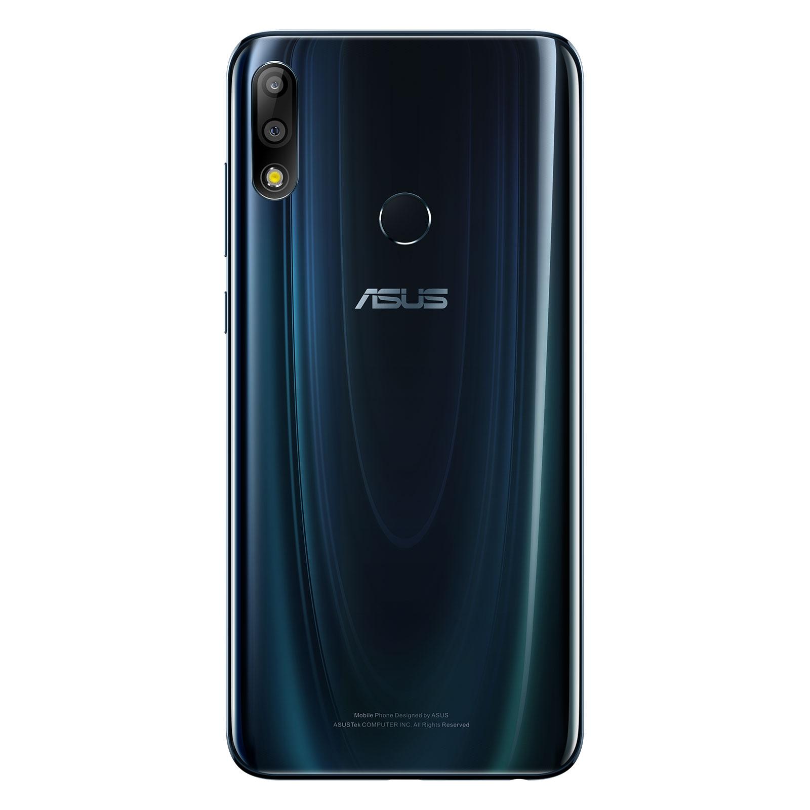 Asus ZenFone Max PRO M2 Bleu (6Go/64Go) - Téléphonie Asus - 1