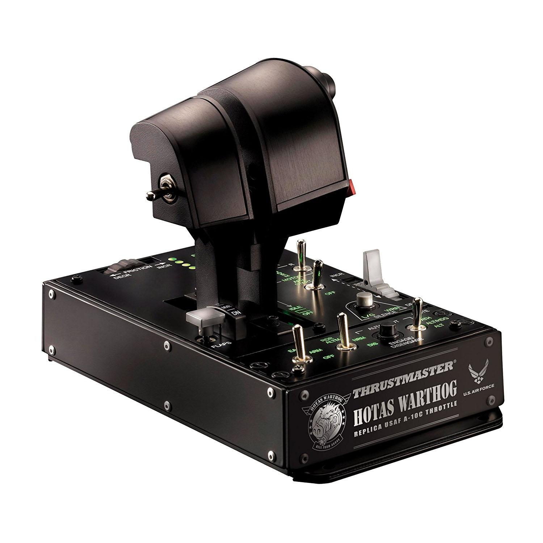 ThrustMaster HOTAS Warthog Dual Throttle - Périphérique de jeu - 0